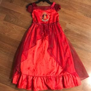 Play dress gown